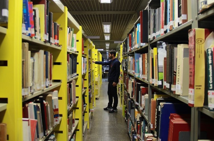 A profissão biblioteconomia